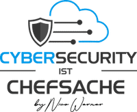Cybersecurity ist Chefsache by Nico Werner